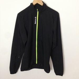 Reebok Speedwick Lightweight Windbreaker S Jacket